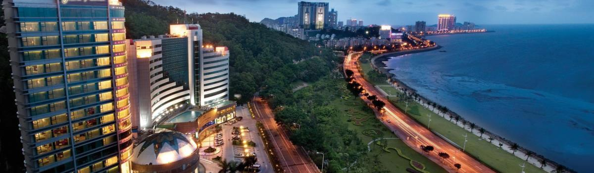 Charming Hotels In Zhuhai