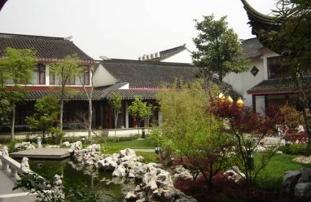 Charming Hotel Suzhou, The Glance Back Garden Hotel Suzhou