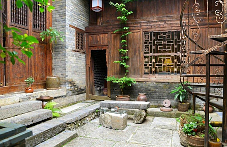 Charming Hotel China, Old Manor House Yangshuo